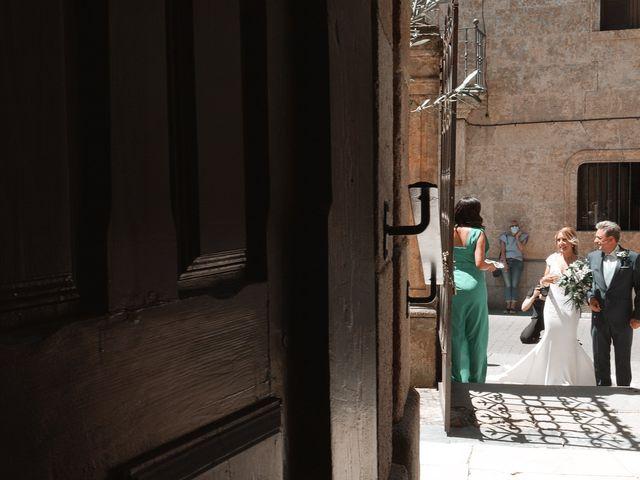 La boda de David y Noelia en Ciudad Rodrigo, Salamanca 12