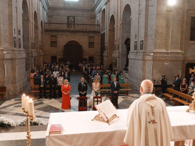 La boda de David y Noelia en Ciudad Rodrigo, Salamanca 16