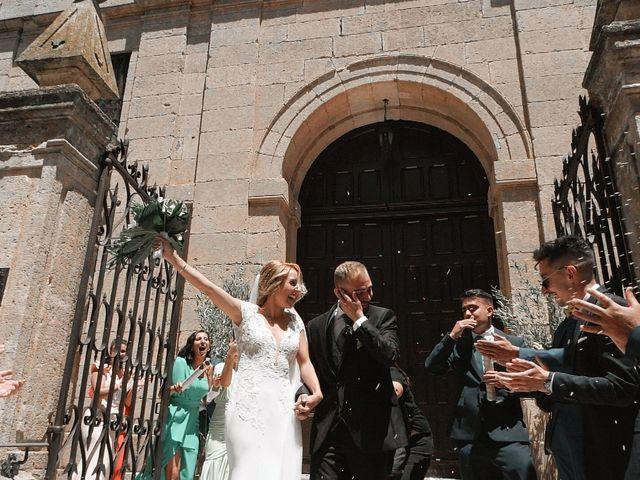 La boda de David y Noelia en Ciudad Rodrigo, Salamanca 19
