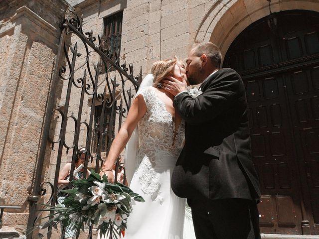 La boda de David y Noelia en Ciudad Rodrigo, Salamanca 20