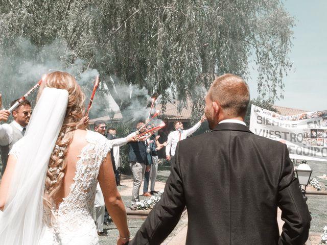 La boda de David y Noelia en Ciudad Rodrigo, Salamanca 23
