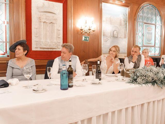 La boda de David y Noelia en Ciudad Rodrigo, Salamanca 28
