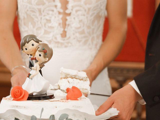 La boda de David y Noelia en Ciudad Rodrigo, Salamanca 31