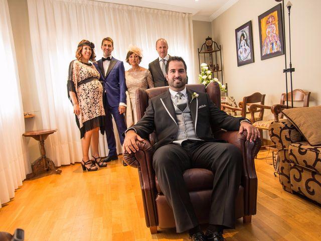 La boda de Andrés y Lucia en Rincon De Soto, La Rioja 17