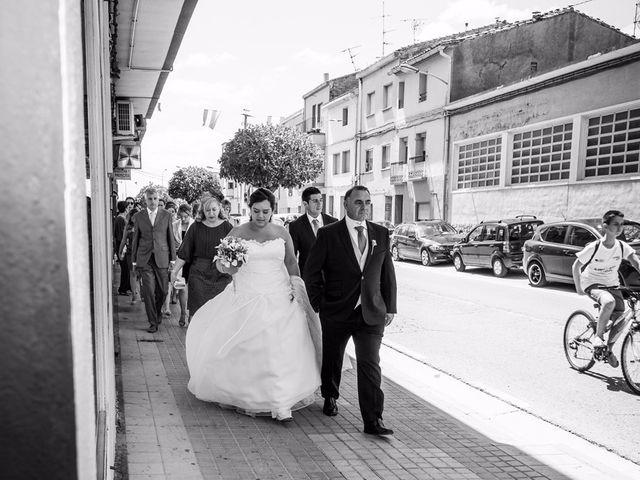 La boda de Andrés y Lucia en Rincon De Soto, La Rioja 20