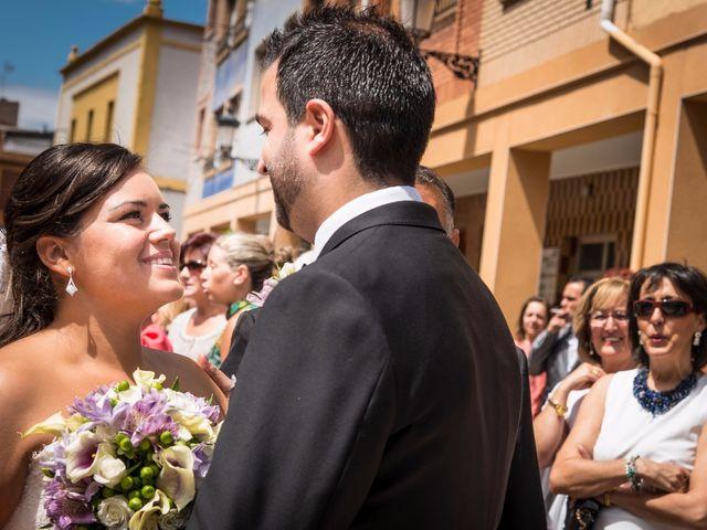 La boda de Andrés y Lucia en Rincon De Soto, La Rioja 23