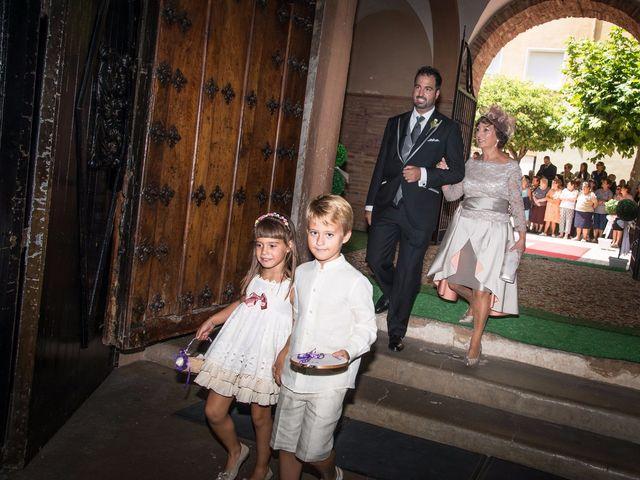 La boda de Andrés y Lucia en Rincon De Soto, La Rioja 24