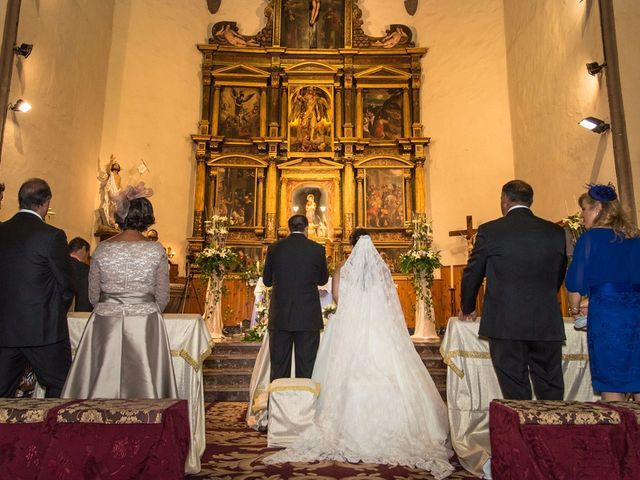 La boda de Andrés y Lucia en Rincon De Soto, La Rioja 27