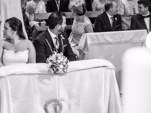 La boda de Andrés y Lucia en Rincon De Soto, La Rioja 29