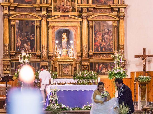 La boda de Andrés y Lucia en Rincon De Soto, La Rioja 31