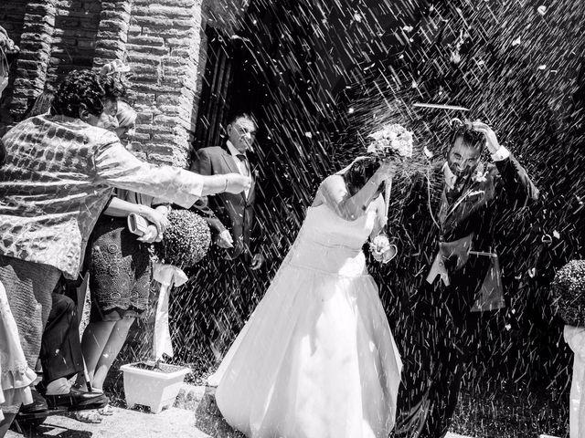 La boda de Andrés y Lucia en Rincon De Soto, La Rioja 33