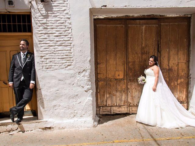 La boda de Andrés y Lucia en Rincon De Soto, La Rioja 34