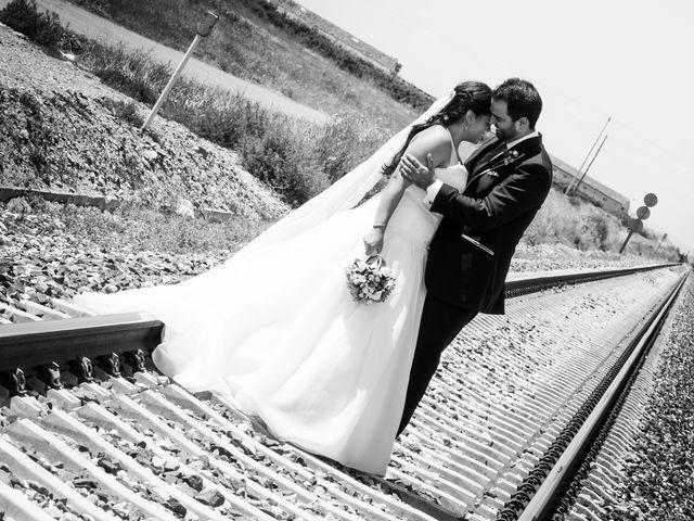 La boda de Lucia y Andrés