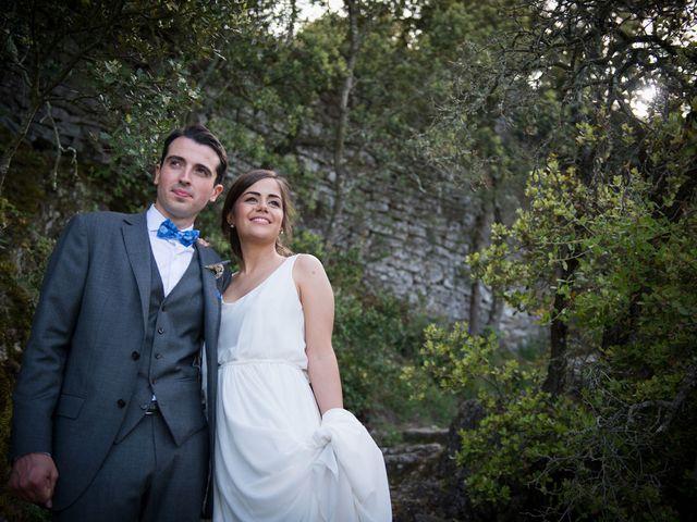 La boda de Mariona y Julien