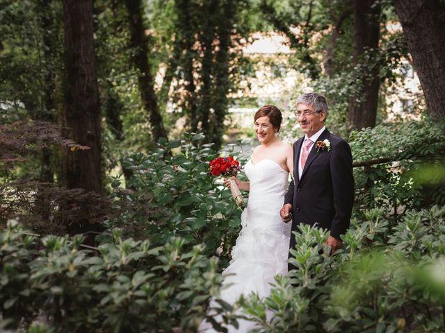 La boda de Miguel y Mar en Valdastillas, Cáceres 20