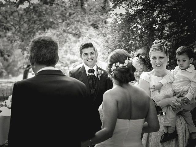 La boda de Miguel y Mar en Valdastillas, Cáceres 21