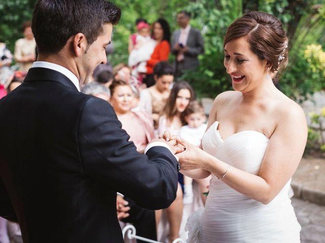 La boda de Miguel y Mar en Valdastillas, Cáceres 22