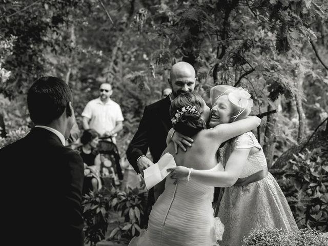 La boda de Miguel y Mar en Valdastillas, Cáceres 25