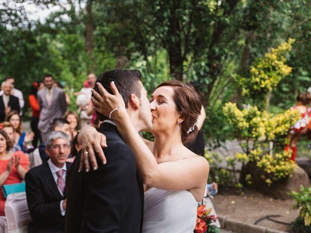La boda de Miguel y Mar en Valdastillas, Cáceres 26