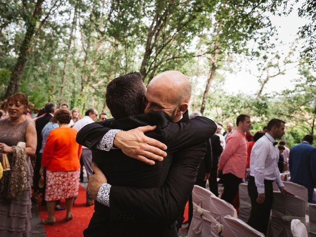 La boda de Miguel y Mar en Valdastillas, Cáceres 28