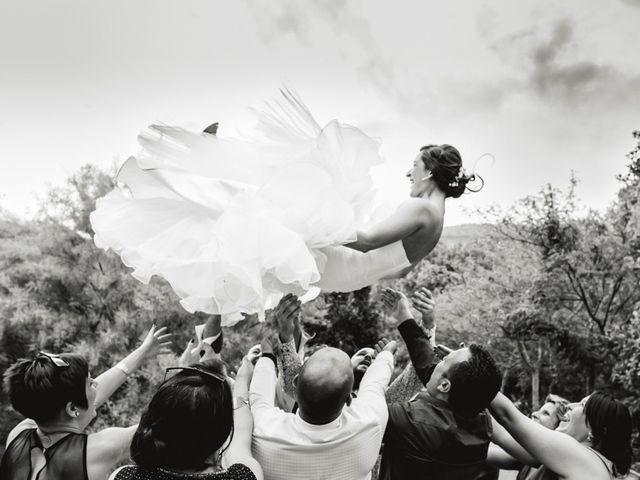 La boda de Miguel y Mar en Valdastillas, Cáceres 34