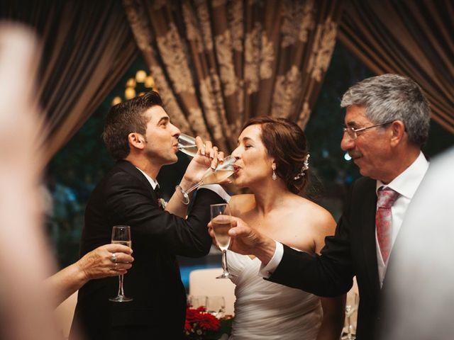 La boda de Miguel y Mar en Valdastillas, Cáceres 35