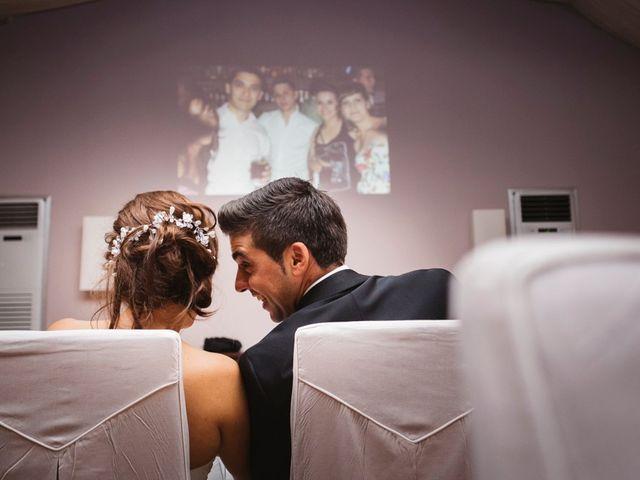 La boda de Miguel y Mar en Valdastillas, Cáceres 37