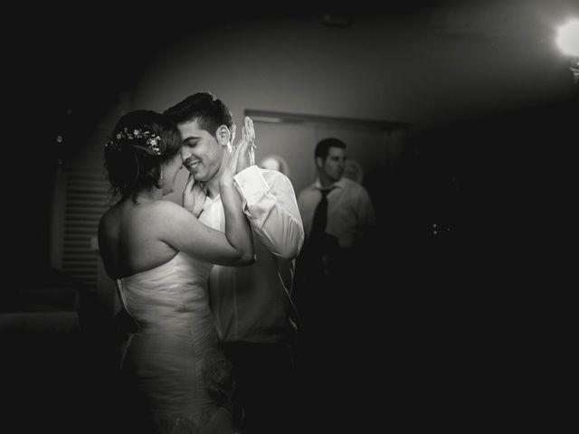 La boda de Miguel y Mar en Valdastillas, Cáceres 43