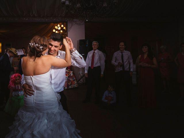 La boda de Miguel y Mar en Valdastillas, Cáceres 45