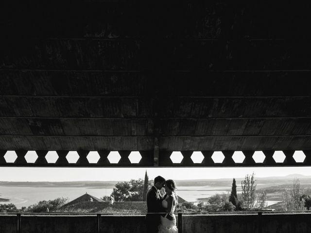 La boda de Miguel y Mar en Valdastillas, Cáceres 53