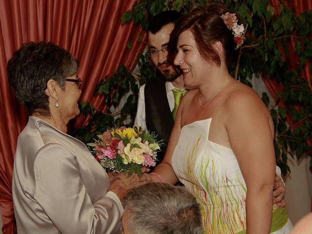 La boda de Uri y Marta en Santpedor, Barcelona 2