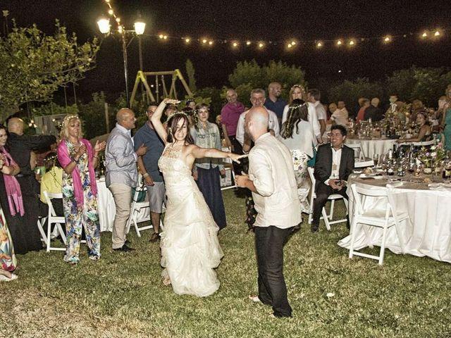 La boda de Antonio y Mónica en San Bartolome, Alicante 2