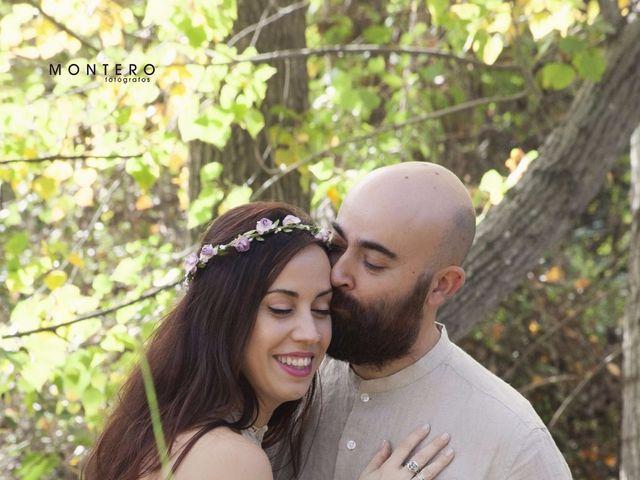 La boda de Antonio y Mónica en San Bartolome, Alicante 7