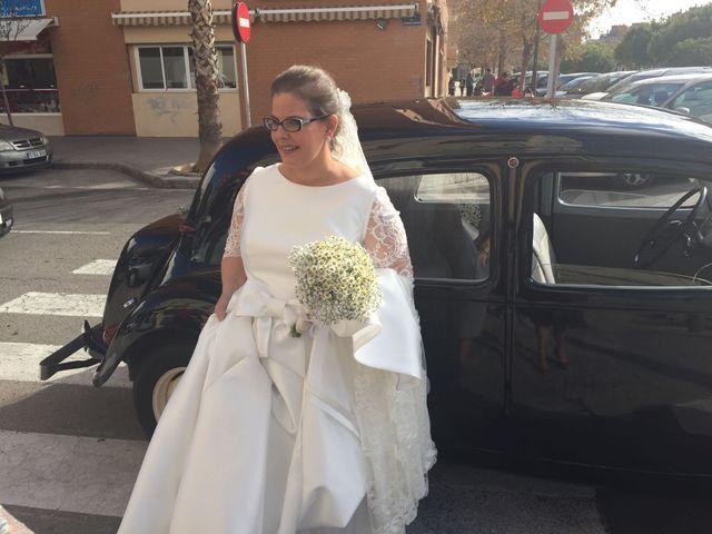 La boda de Jose Miguel y Lucía en Valencia, Valencia 4