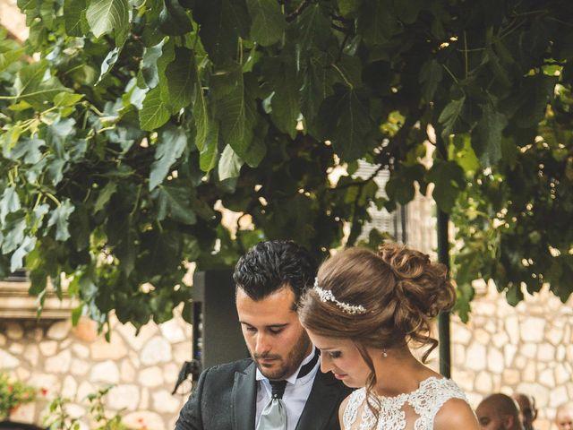 La boda de Oswaldo y María en San Vicente De Alcantara, Badajoz 8
