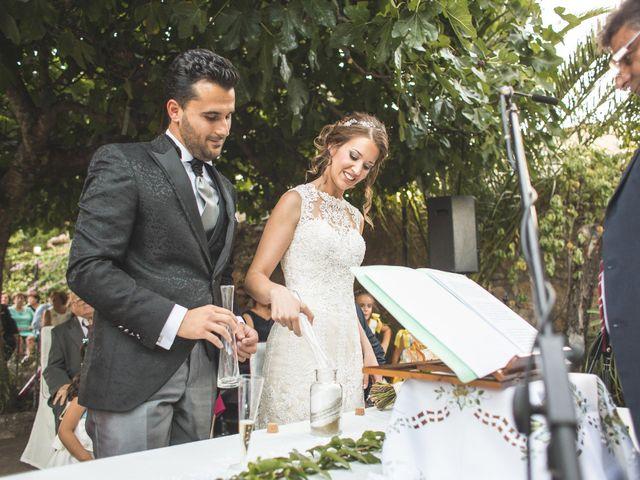 La boda de Oswaldo y María en San Vicente De Alcantara, Badajoz 10