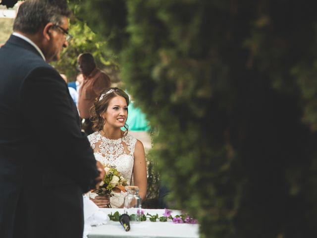 La boda de Oswaldo y María en San Vicente De Alcantara, Badajoz 11