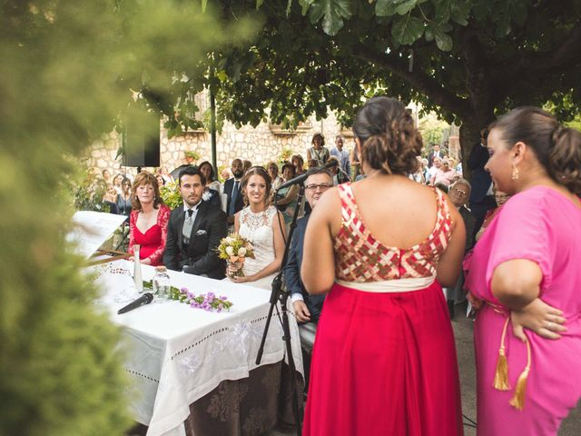 La boda de Oswaldo y María en San Vicente De Alcantara, Badajoz 15