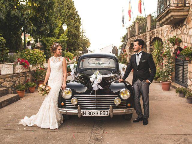 La boda de Oswaldo y María en San Vicente De Alcantara, Badajoz 20