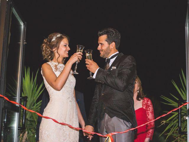 La boda de Oswaldo y María en San Vicente De Alcantara, Badajoz 21