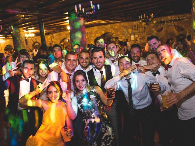 La boda de Oswaldo y María en San Vicente De Alcantara, Badajoz 26