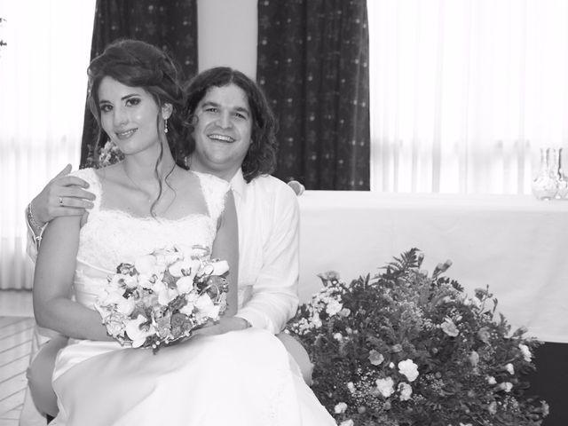 La boda de Juan Manuel y Miriam en Gatika, Vizcaya 1