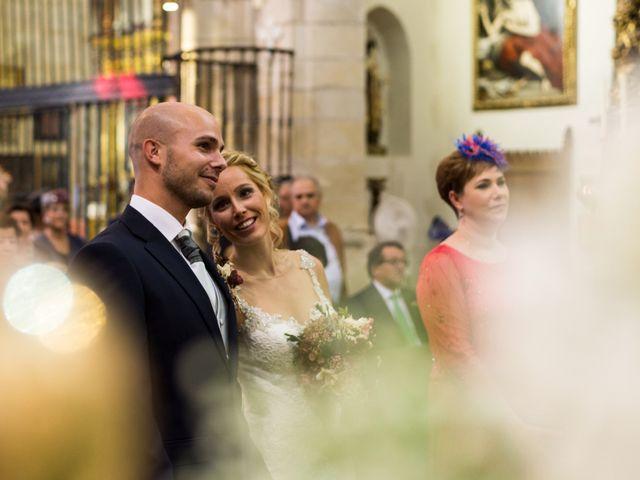 La boda de Carmen y Tom en Trujillo, Cáceres 11