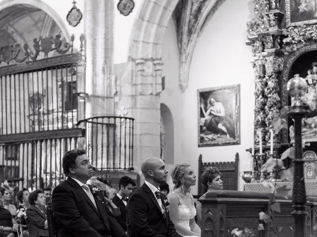 La boda de Carmen y Tom en Trujillo, Cáceres 12