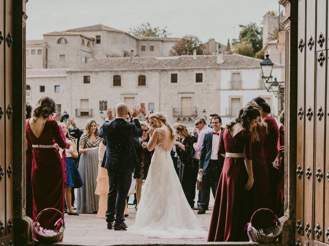 La boda de Carmen y Tom en Trujillo, Cáceres 16