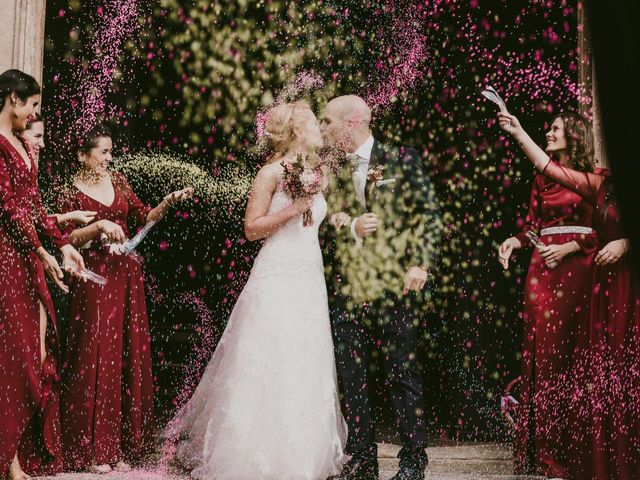 La boda de Carmen y Tom en Trujillo, Cáceres 17