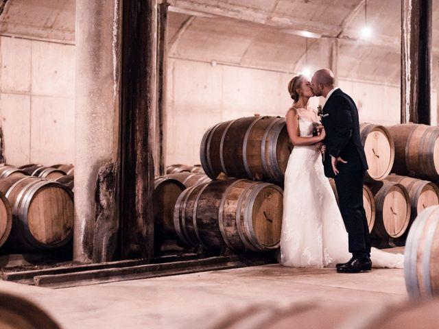 La boda de Carmen y Tom en Trujillo, Cáceres 23