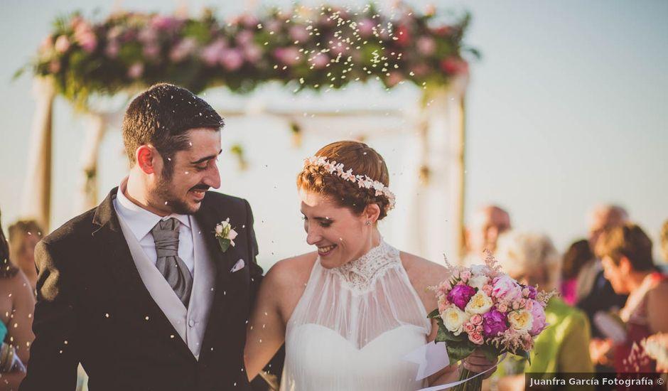 La boda de Vicente y Ascensión en El Beal, Murcia