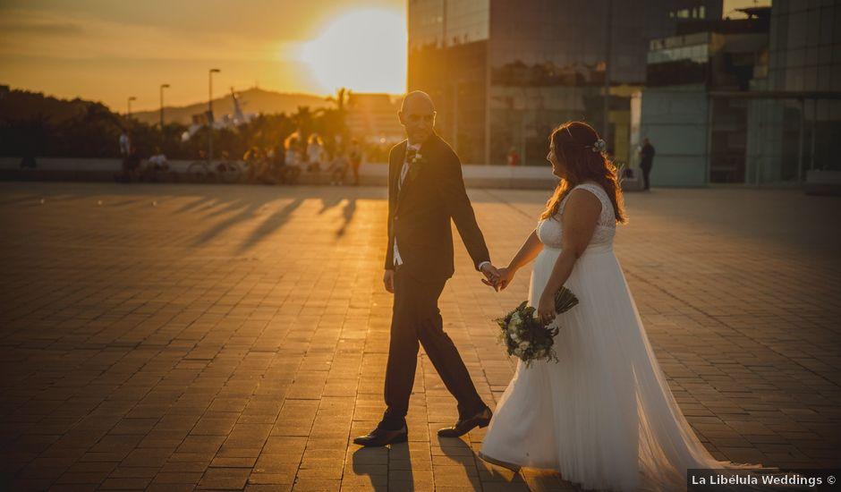 La boda de Blas y Asumpta en Barcelona, Barcelona