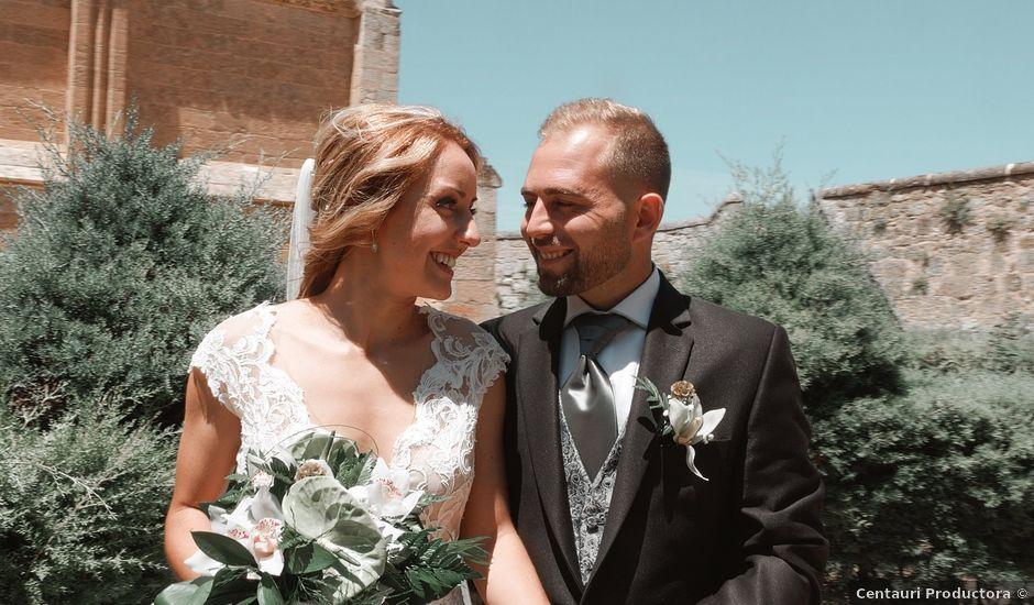 La boda de David y Noelia en Ciudad Rodrigo, Salamanca